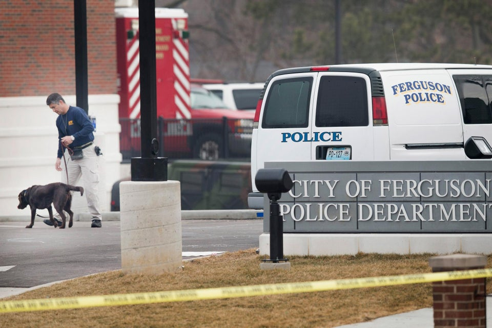 Suspect in Ferguson Police Shooting Says He Wasn't Aiming for Officers