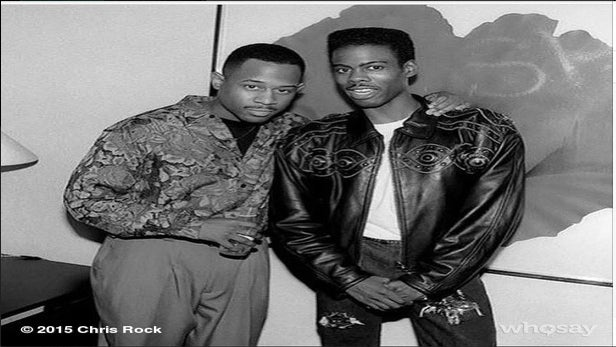 "Photo Fab: Chris Rock and Martin Lawrence Are ""The Original Bad Boys"""
