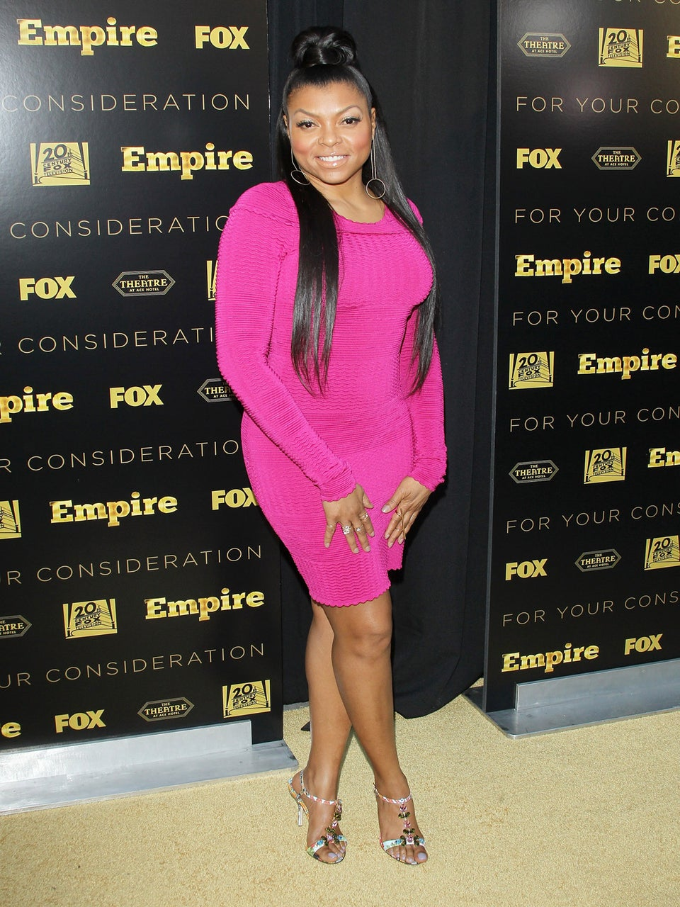 Taraji P. Henson Apologizes to Police Department For Racial Profiling Comments