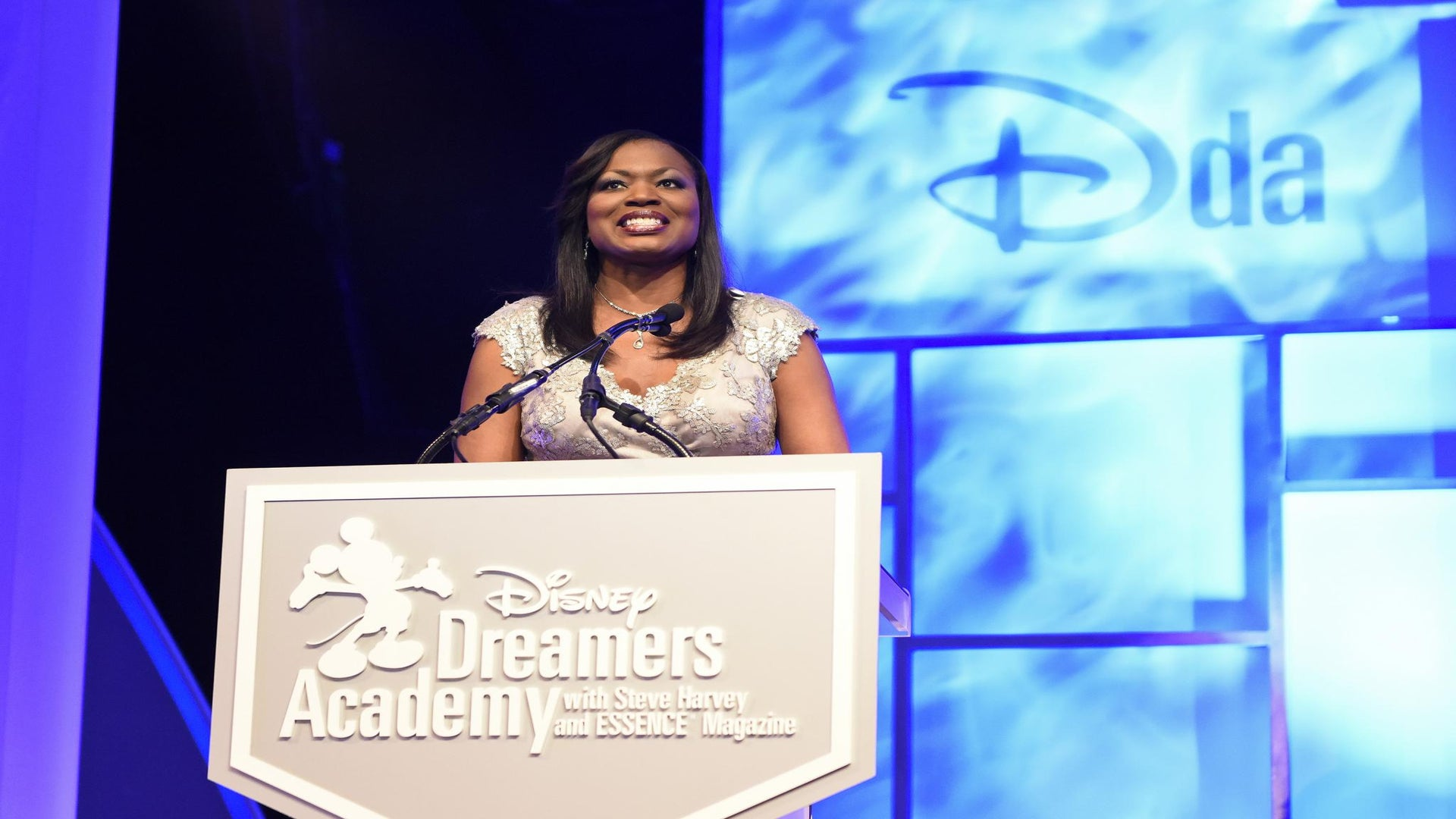 ESSENCE Network: Disney Dreamers Academy Executive Champion Tracey D. Powell Talks Happiness and Hustle