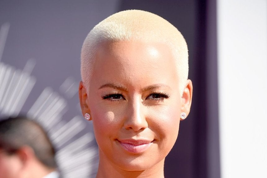Amber Rose Clapped Back at Kanye and Black Twitter Held Her ...