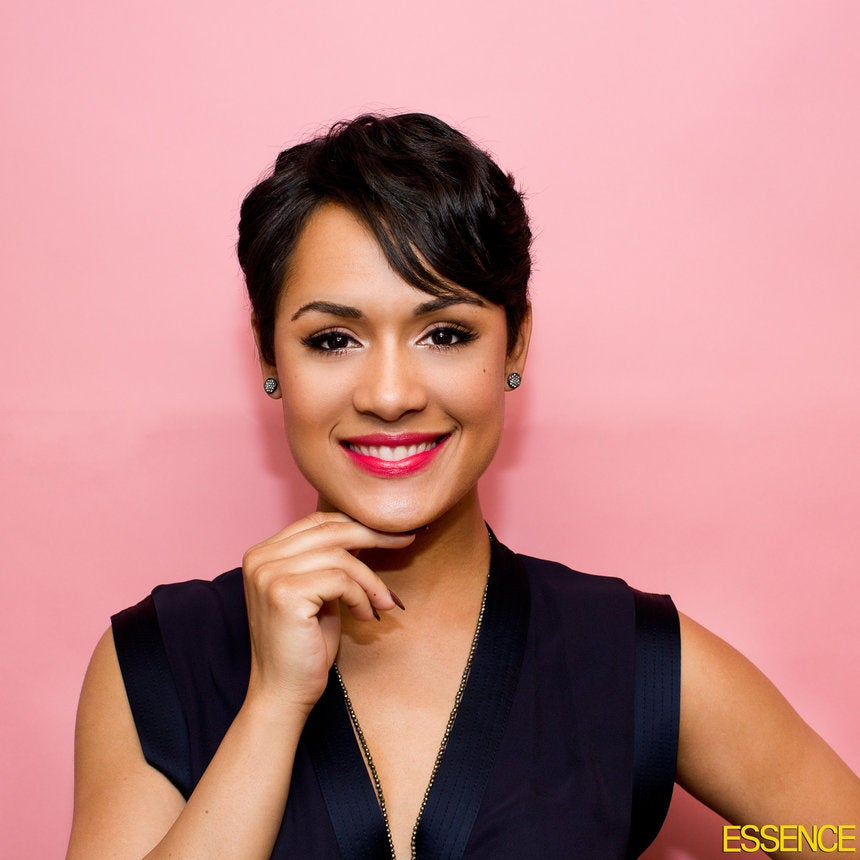 Why Empire Actress Grace Gealey Isnt Wearing Long Hair Any Time