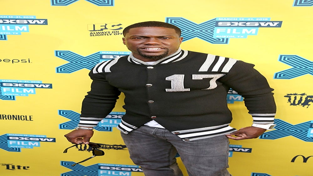 Kevin Hart Reveals How His Tumultuous Childhood Taught Him to Find the 'Positive in Every Negative'