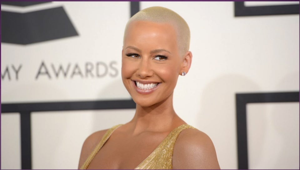 Amber Rose Might Be Heading To 'Dancing With The Stars'