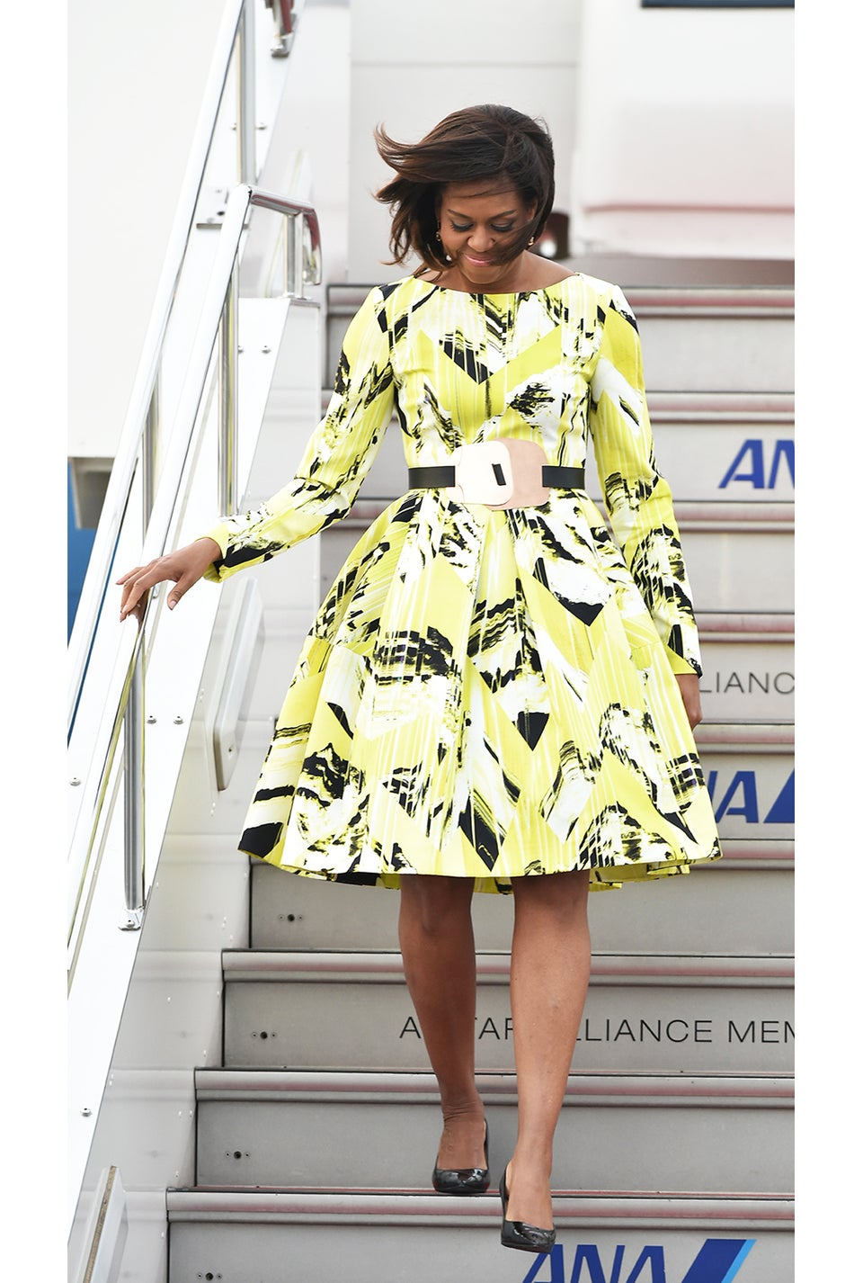 New Biography Reveals Michelle Obama Has Always Been Smart & Savvy