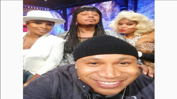 Must See: Taraji P. Henson and Terrence Howard Battle it Out on 'Lip Sync Battle'