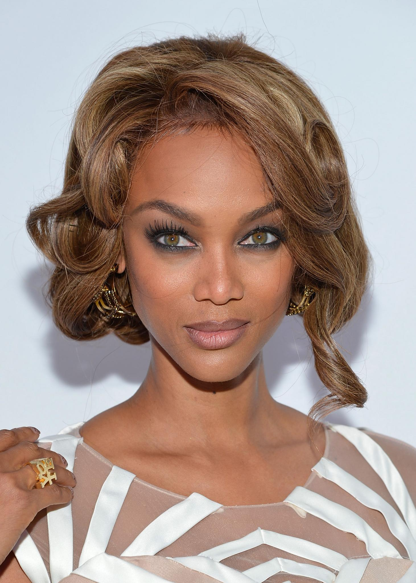 Hairstyle File Tyra Banks Essence