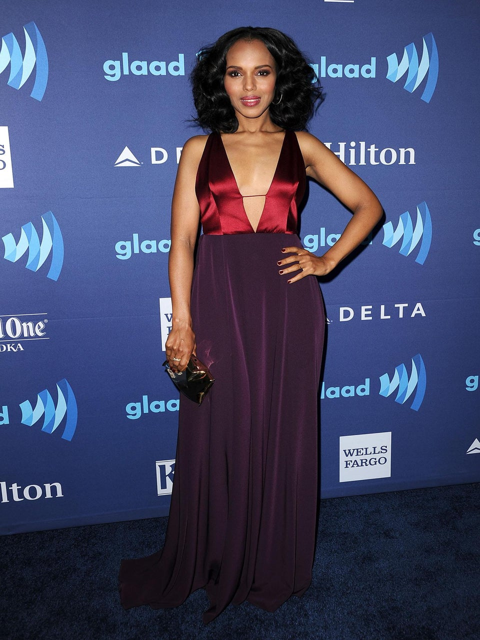 Must-See: Watch Kerry Washington's Powerful GLAAD Award Acceptance Speech