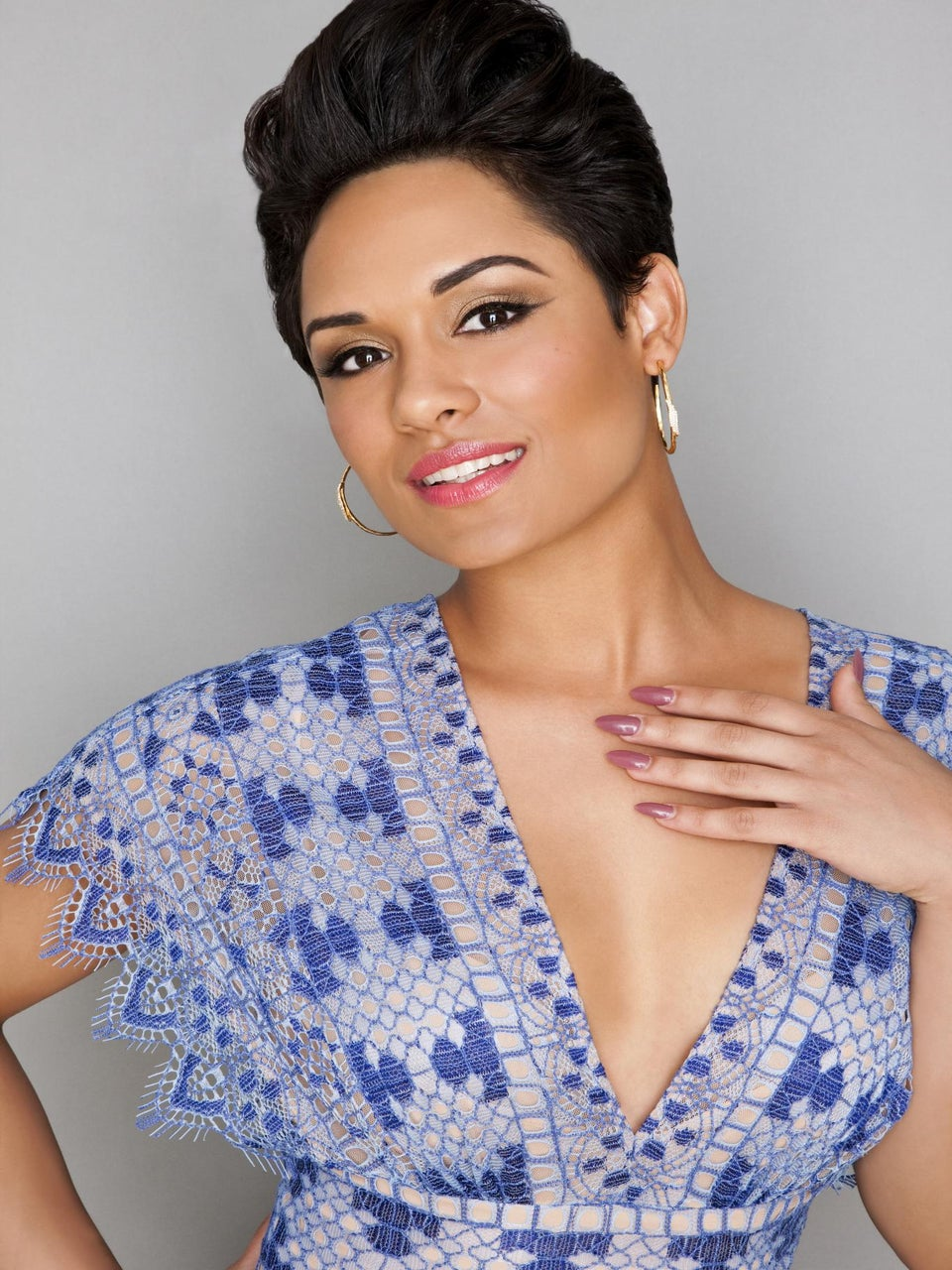 'Empire' Star Grace Gealey on Celebrating Life