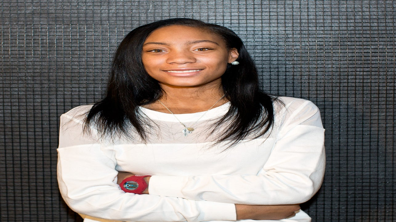 Little League Star Mo'ne Davis: 'You Can Do Whatever You Want'