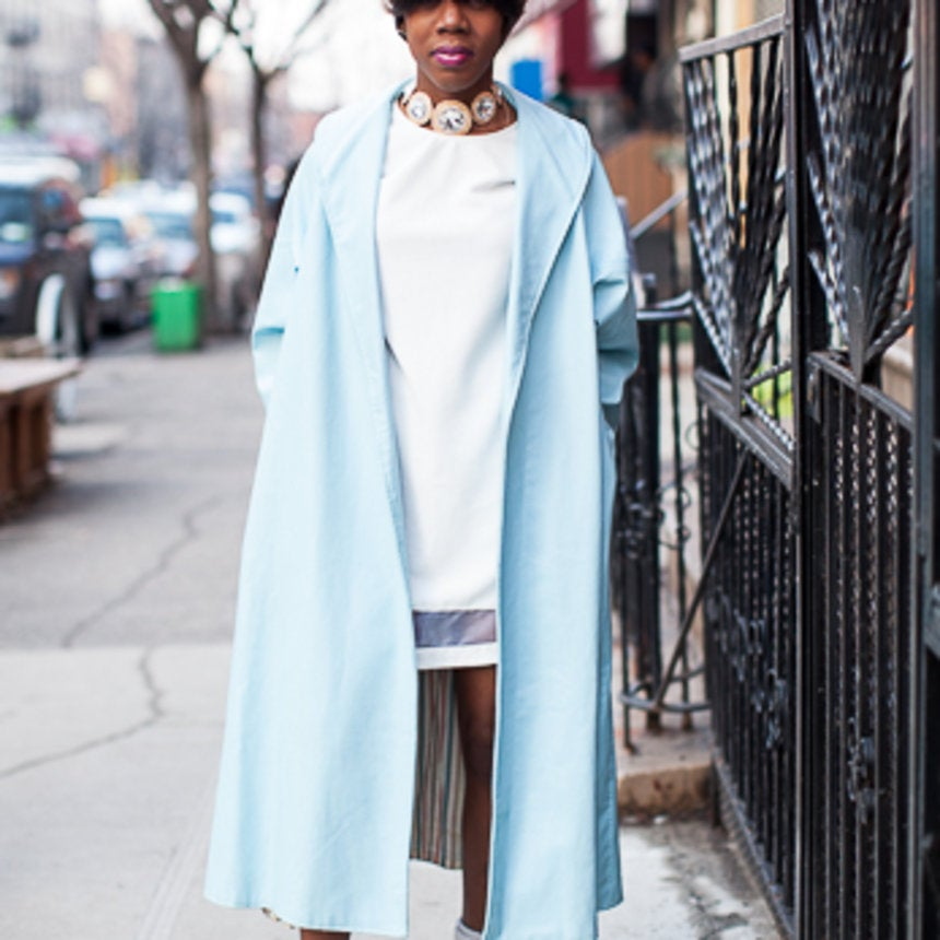 Street Style: Chic In The City