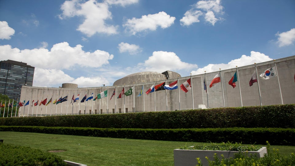 United Nations Reveals NYC Memorial Dedicated to Victims of Trans-Atlantic Slave Trade