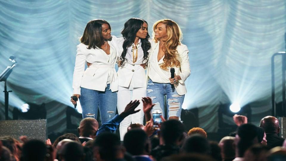 Destiny's Child Reunites For 30th Annual Stellar Awards