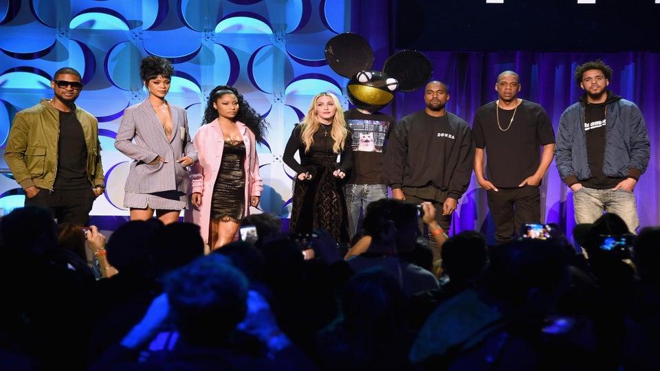 Jay Z Announces Tidal Music Streaming Service Amongst All-Star Team