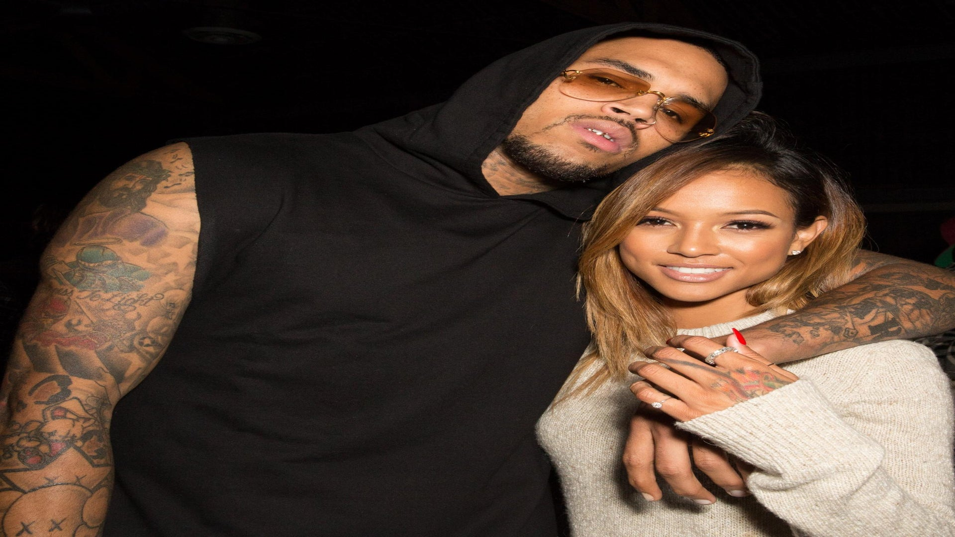 Chris Brown And Karrueche: Here's Why You Shouldn't Victim Blame