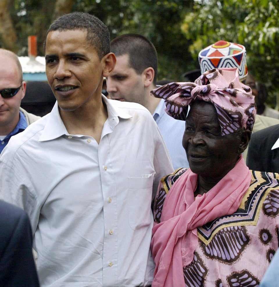 President Obama to Visit Kenya for First Time in Presidency