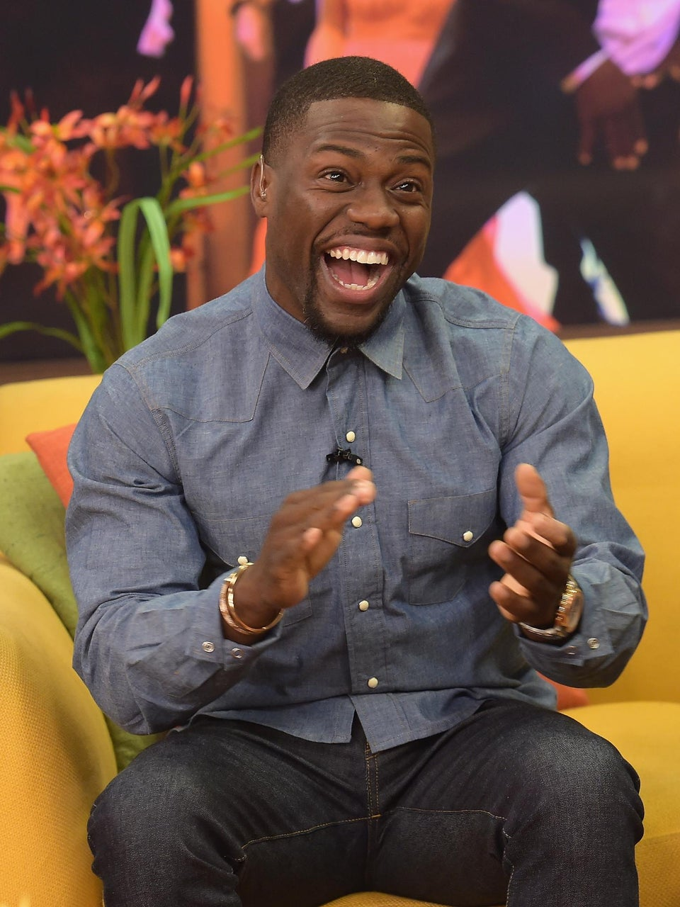 The State of California Announces Kevin Hart Day
