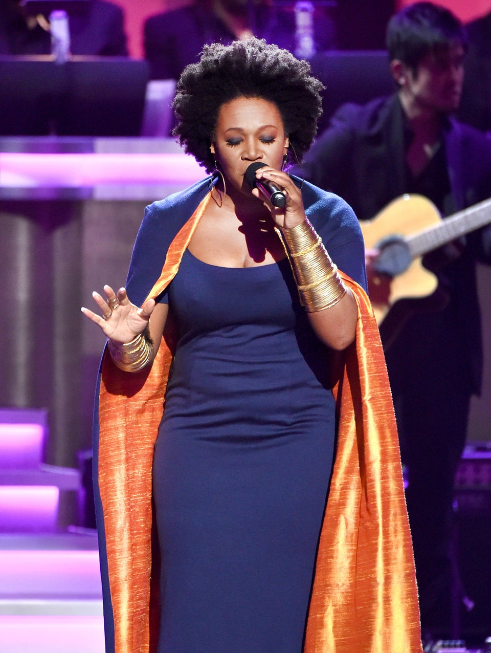 India.Arie Delivers Stellar Performance in Harlem
