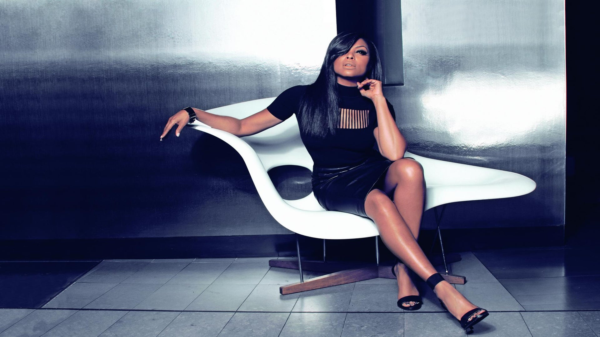 EXCLUSIVE: 'Empire' Star Taraji P. Henson Dishes on Why She's Not Giving Up on Love