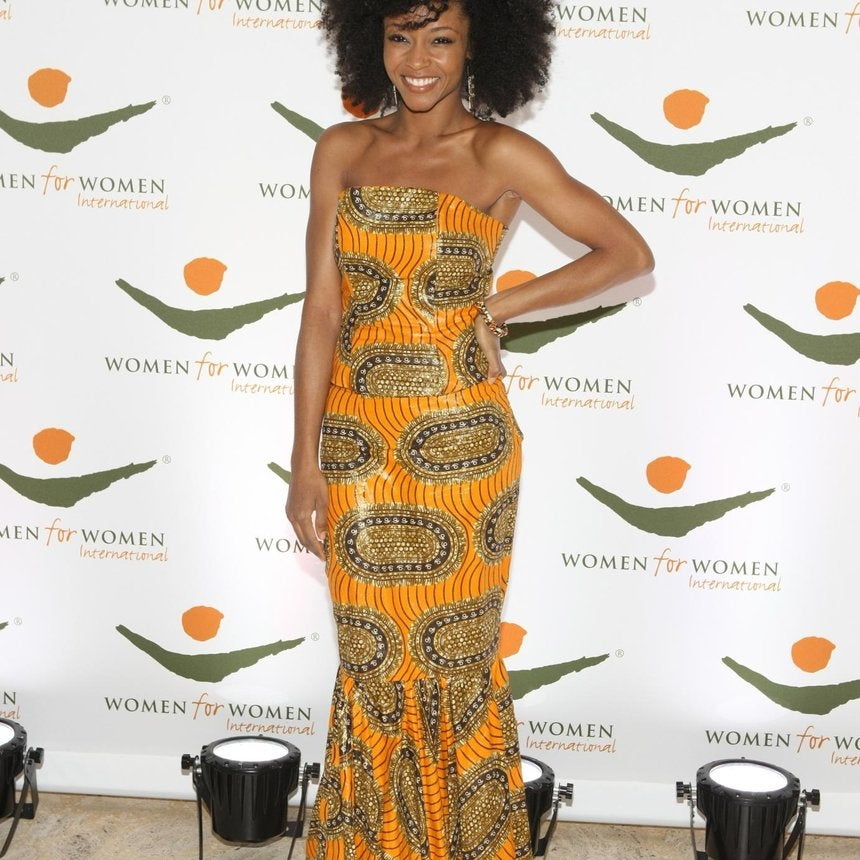 Adorned In African Prints: 16 Sensational Looks From Celebs