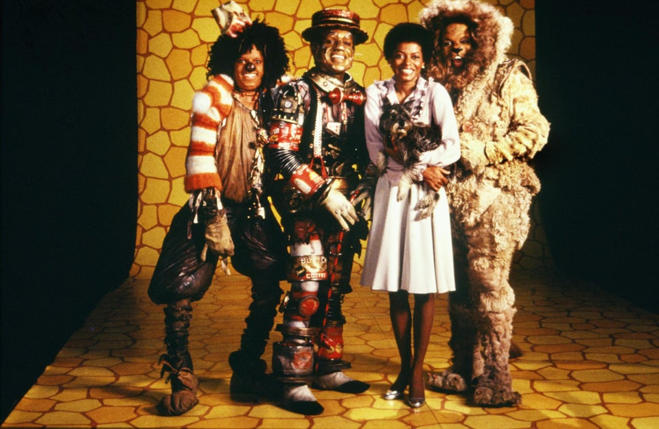 7 Fun Facts About 'The Wiz': Broadway Play, Movie and TV Special