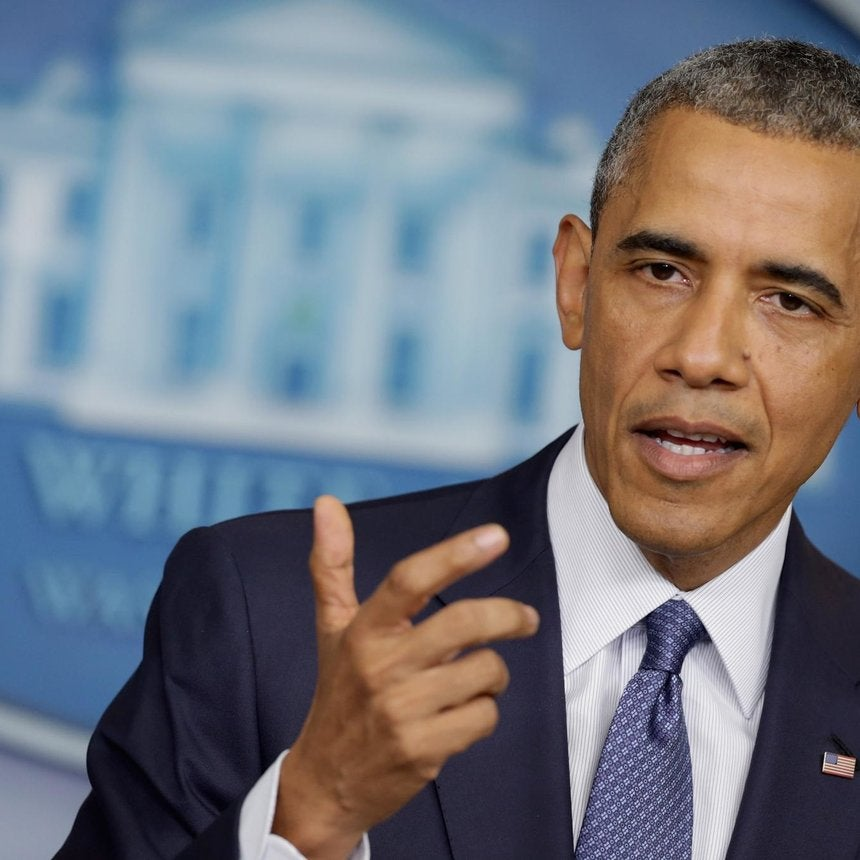 President Obama Told Donald Trump to 'Stop Whining' About Elections