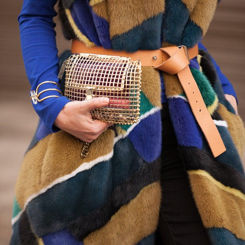 Accessories Street Style: Bag Ladies