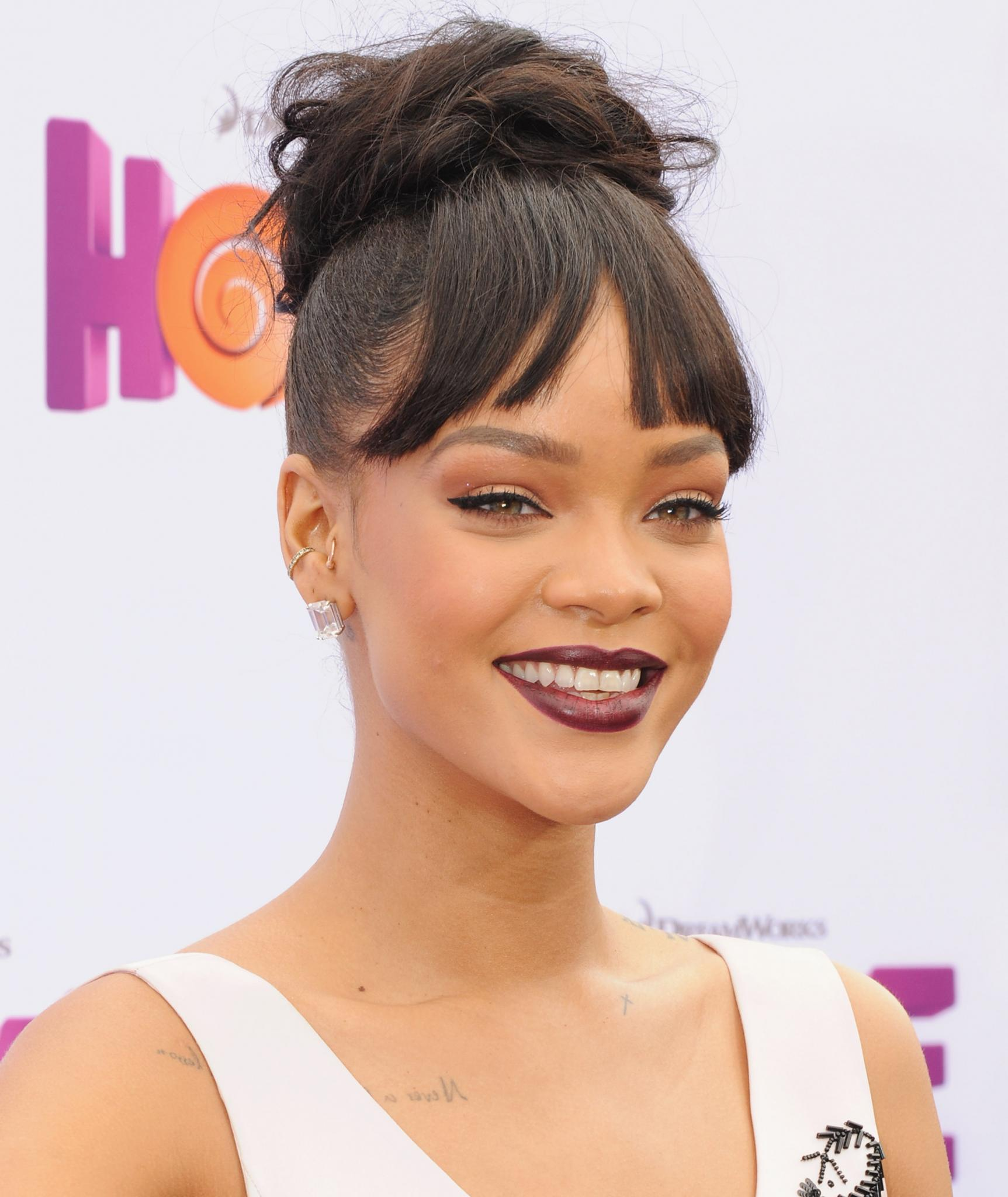"""Rihanna Talks """"Home"""" and How She Related to Her Animated Character, Tip"""
