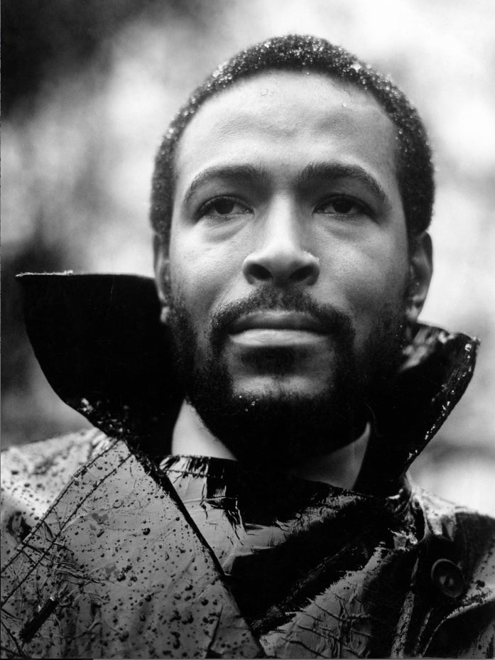 Marvin Gaye And Gregory Hines To Be Honored On US Postage Stamps