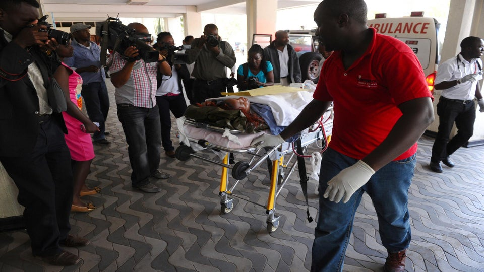 Shabab Militants Massacre 147 Students at Kenyan University