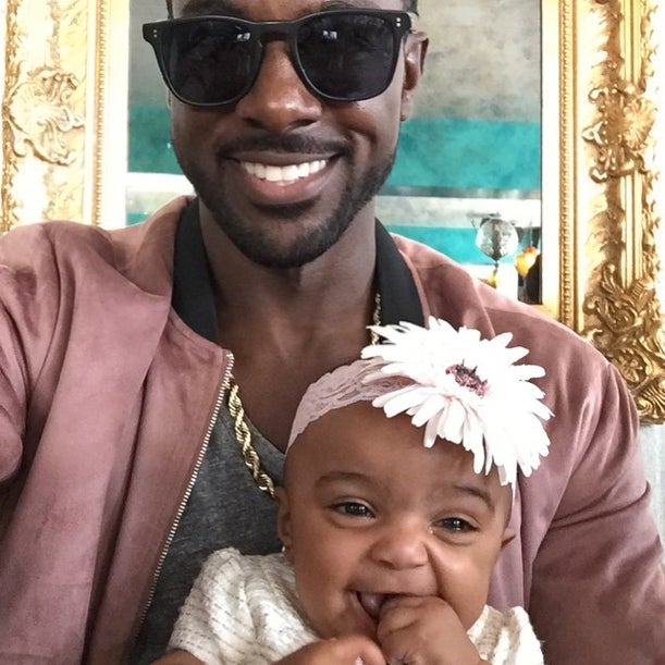 Lance Gross On the Joys of New Fatherhood, How He Proposed ...