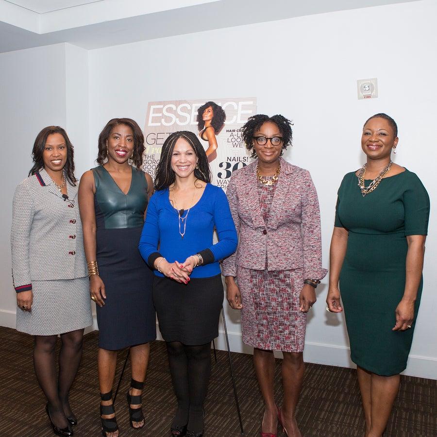 Key Takeaways from ESSENCE's Black Women at Work Panel