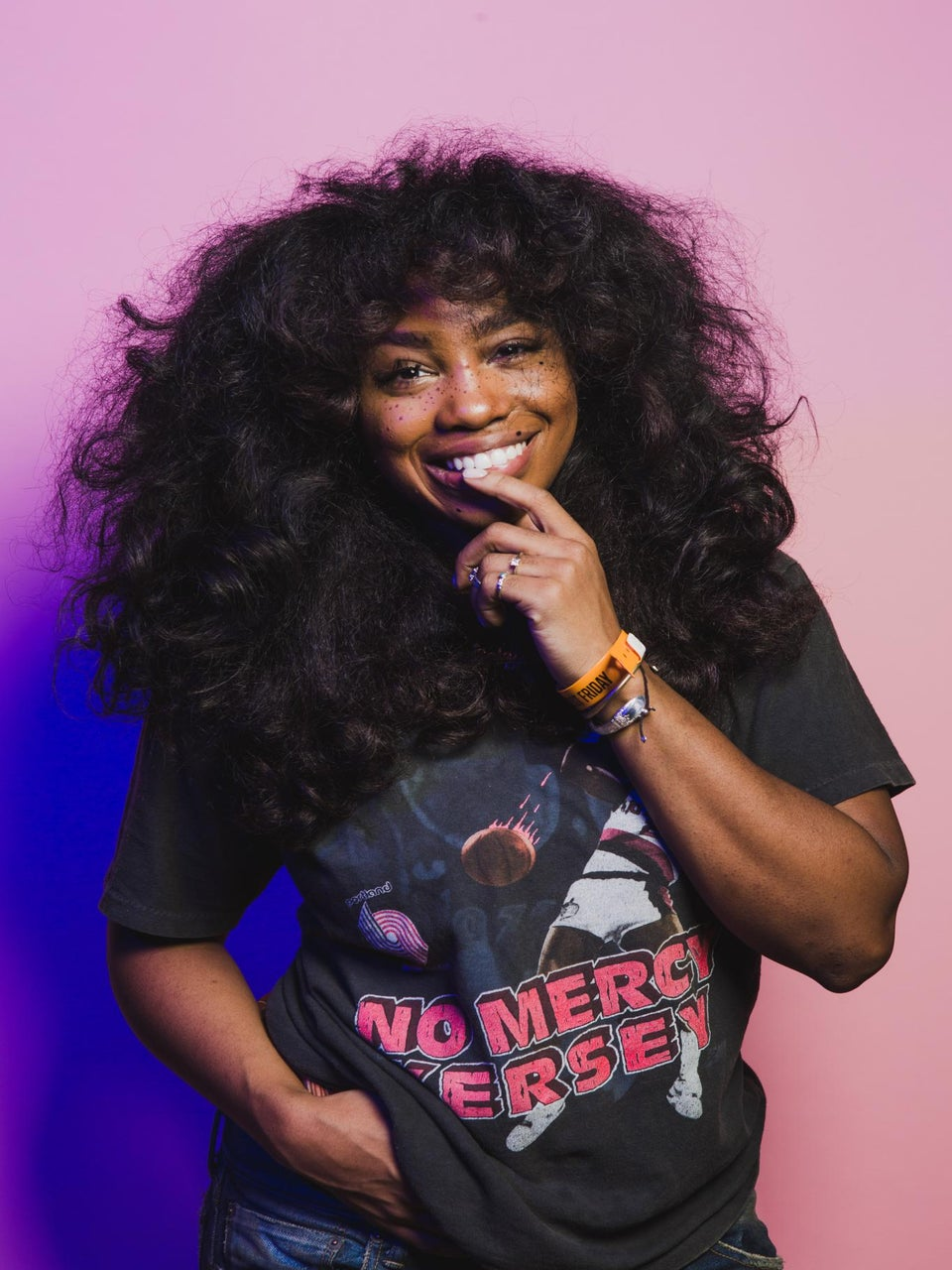 SZA Used This Black Owned Beauty Brand To Grow Her Hair Back