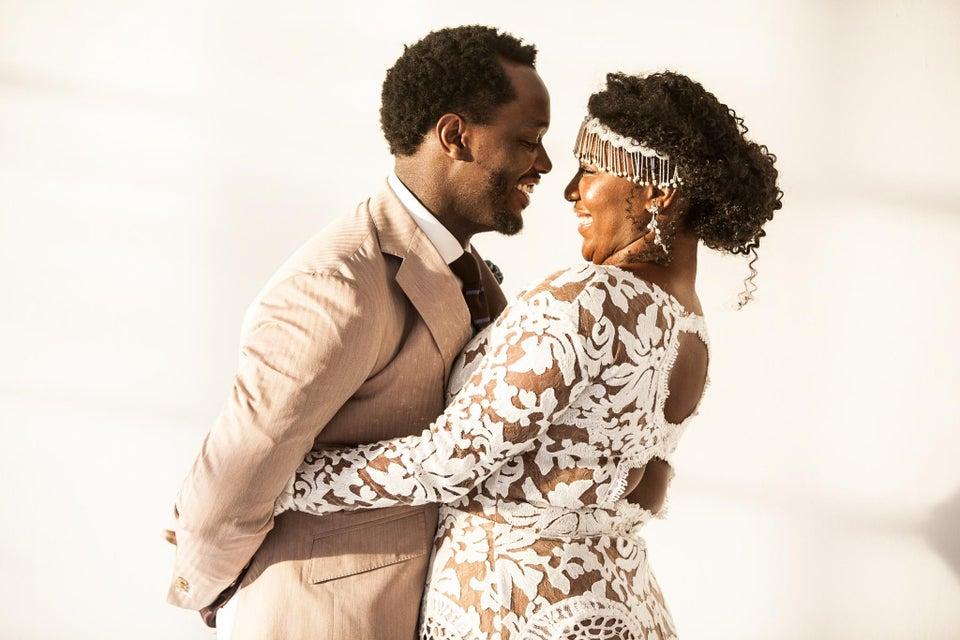 Bridal Bliss: Thysha and Shaun's New York Wedding