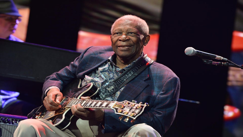B.B King Reveals That He is Under Hospice Care in Las Vegas Home