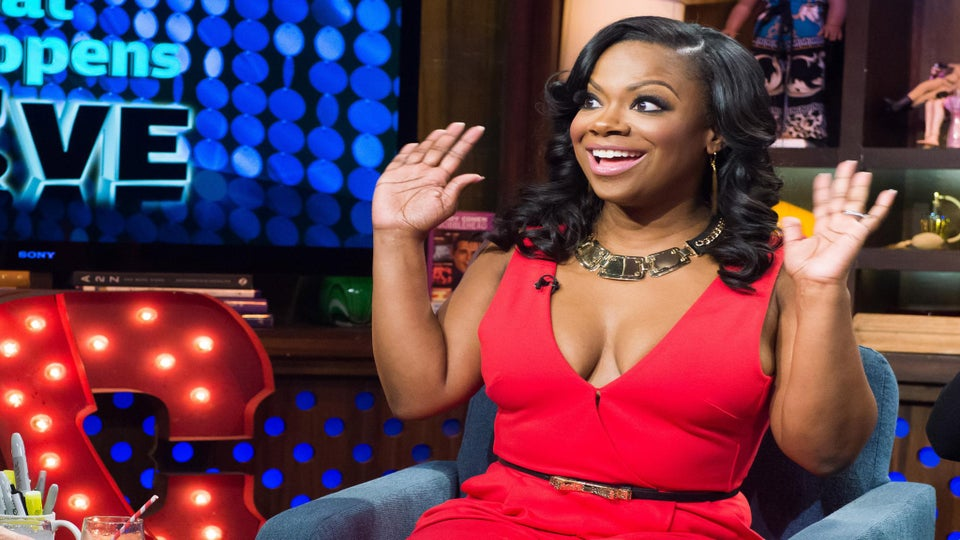 #TBT: Kandi Burruss Shares the Time LL Cool J Gave Her Advice That Changed Her Life
