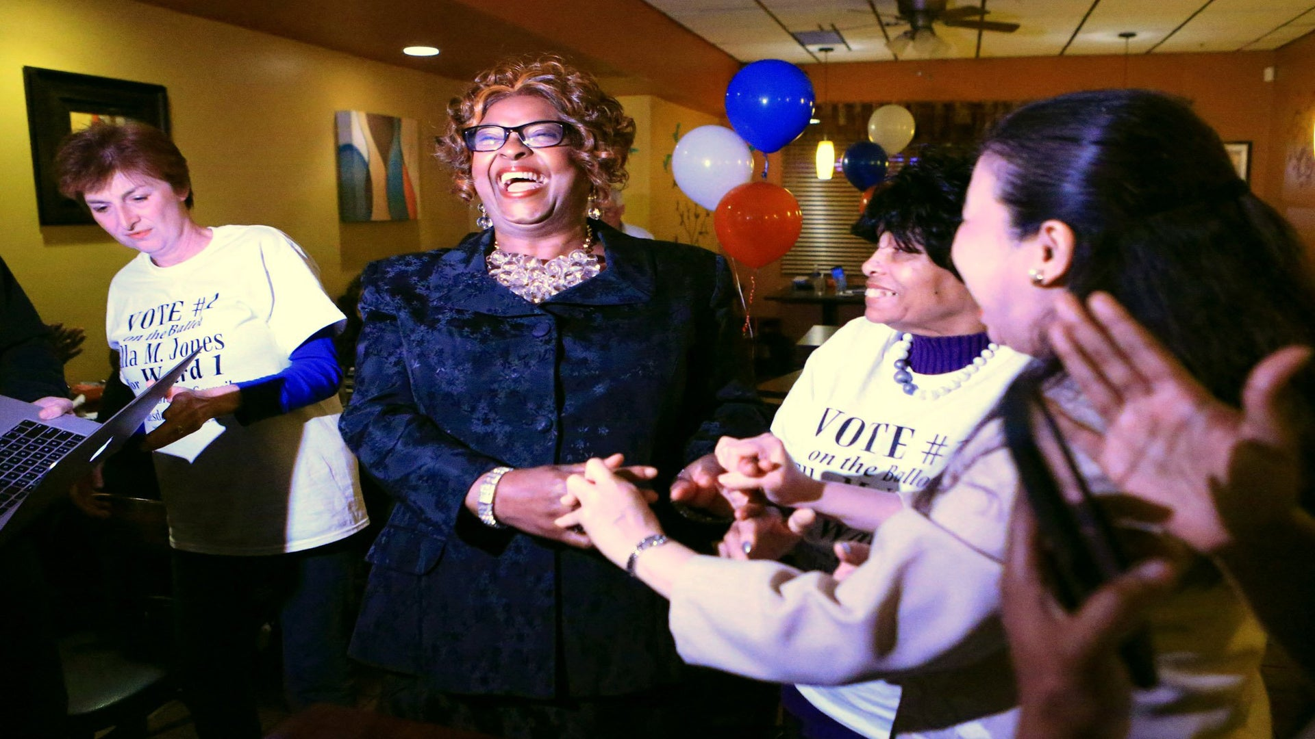 Two African-Americans Elected to Six-Seat Ferguson City Council