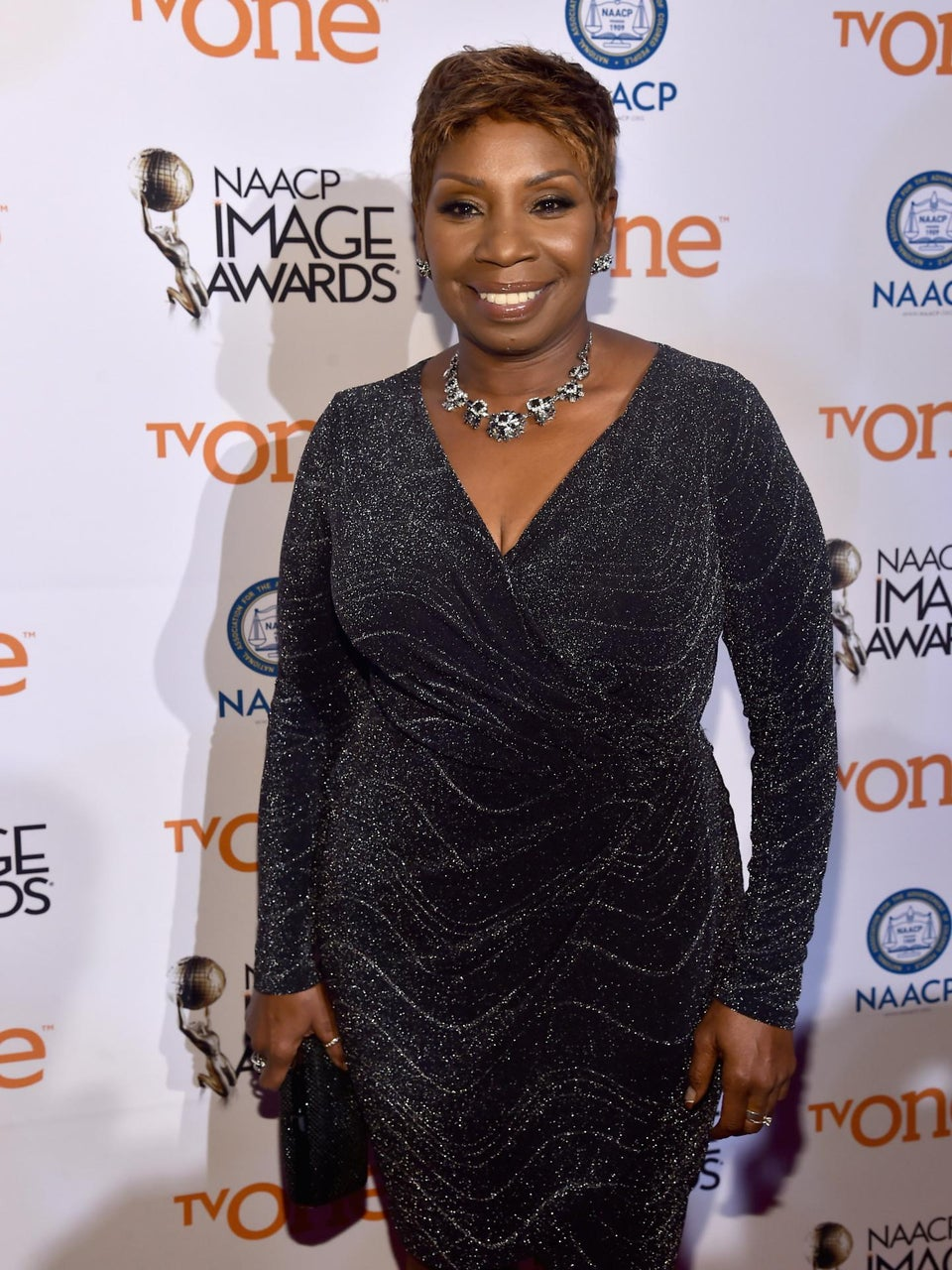 Iyanla Vanzant on Maintaining Her Peace: 'Police Are Shooting Black People; I Can't Be Acting Crazy'