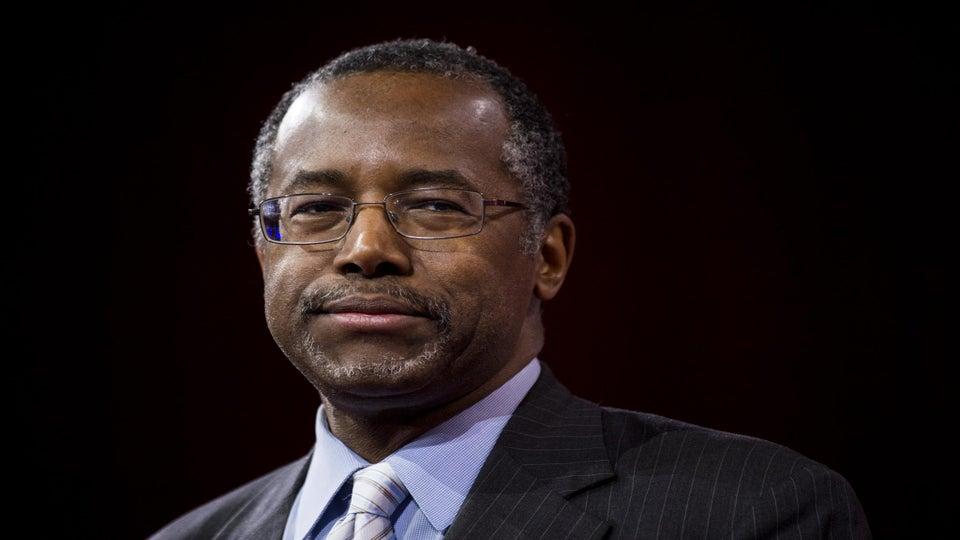 Ben Carson Announces 2016 Presidential Bid