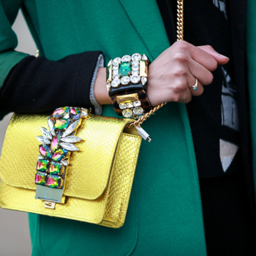 Accessories Street Style: All The Trimmings