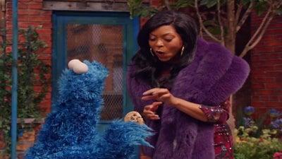Taraji P. Henson On 'SNL': Watch Cookie Meet Cookie Monster