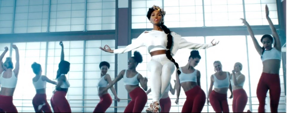 """Janelle Monae's New Video """"Yoga"""" Will Make You Want To Work Out!"""