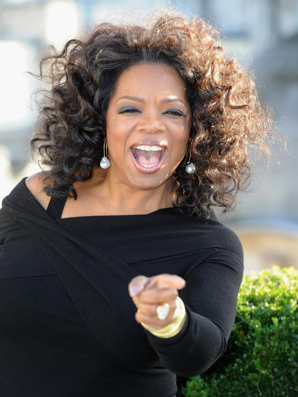 Oprah Talks Memorable 'You Get A Car!' Giveaway