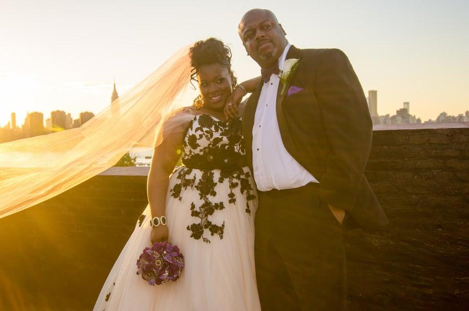 Bridal Bliss: Tamika and Maurice's Brooklyn Wedding