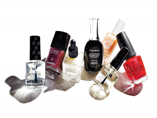 Black Beauty Icons: Nails