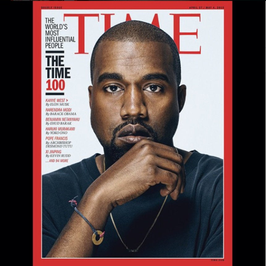 Coffee Talk: Kanye West, Laverne Cox, Kevin Hart Among TIME's 100 Most Influential People