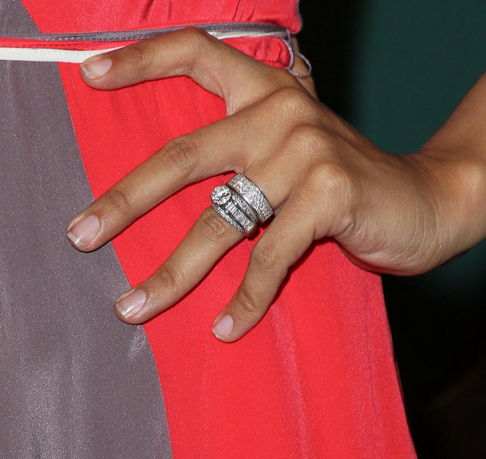 Tamera Mowry Ring