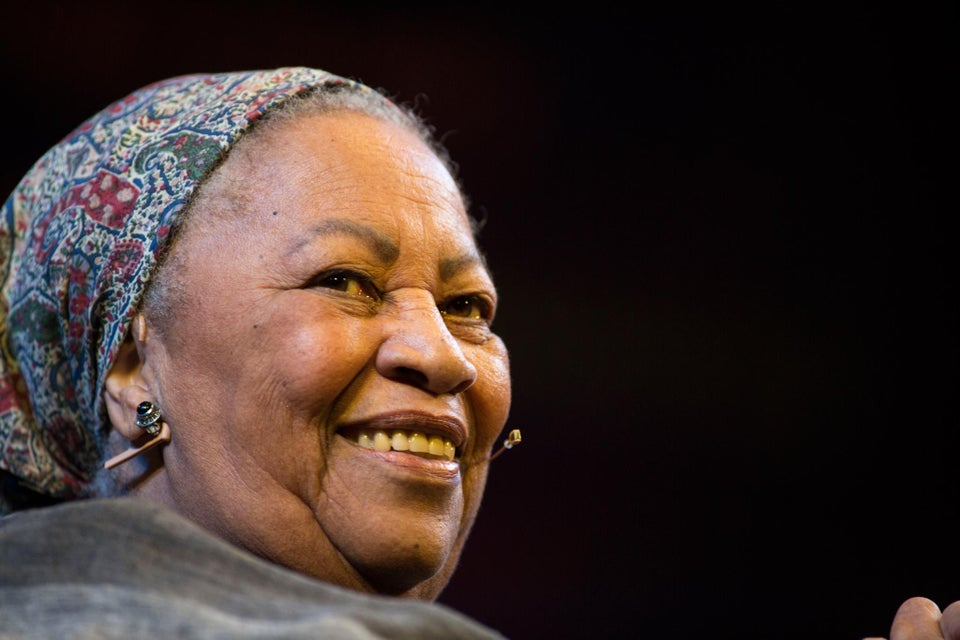 EXCLUSIVE: Toni Morrison Talks Racism, Readers and Her New Novel