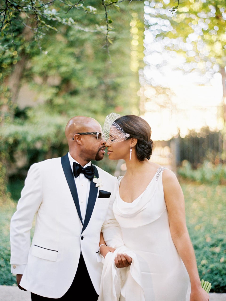Bridal Bliss: Darilyn and Terrance's Chicago Wedding