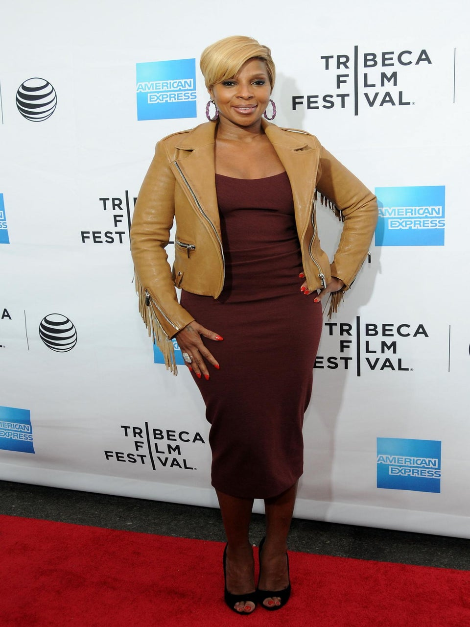 Mary J. Blige Documents Her Evolution with Film, 'The London Sessions'